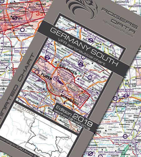 Deutschland-Süd-VFR-Luftfahrtkarte-ICAO-Karte-500k-2019