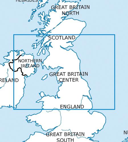 England-Zentrum-VFR-Luftfahrtkarte-ICAO-Karte-500k
