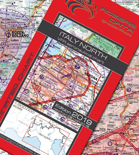 Italien-Nord-VFR-Luftfahrtkarte-ICAO-Karte-500k-2019