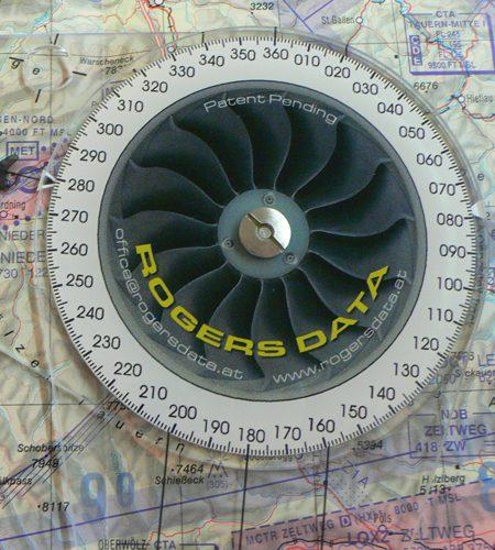 Rogers Data Navigationszirkel 500