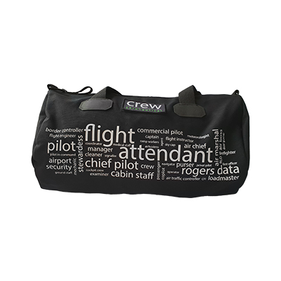 "Sporttasche ""Air Crew"" Rogers Data"