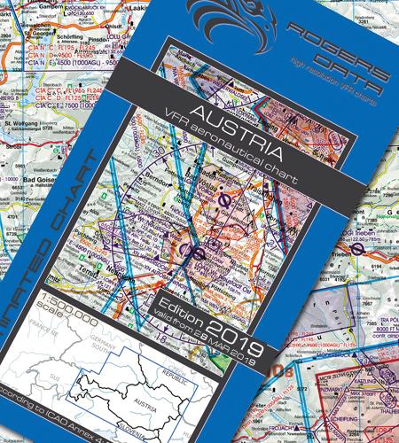 Österreich-VFR-Luftfahrtkarte-ICAO-Karte-500k-2019