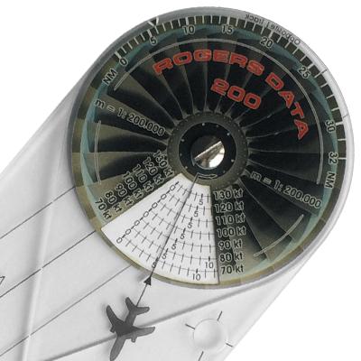 Rogers Data Navigationszirkel 200 front