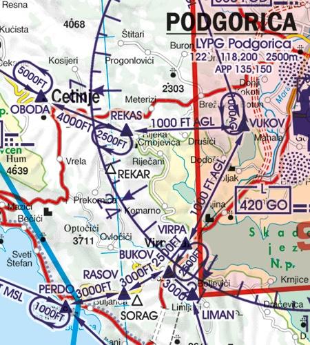 Anflugverfahren Rogers Data Balkans