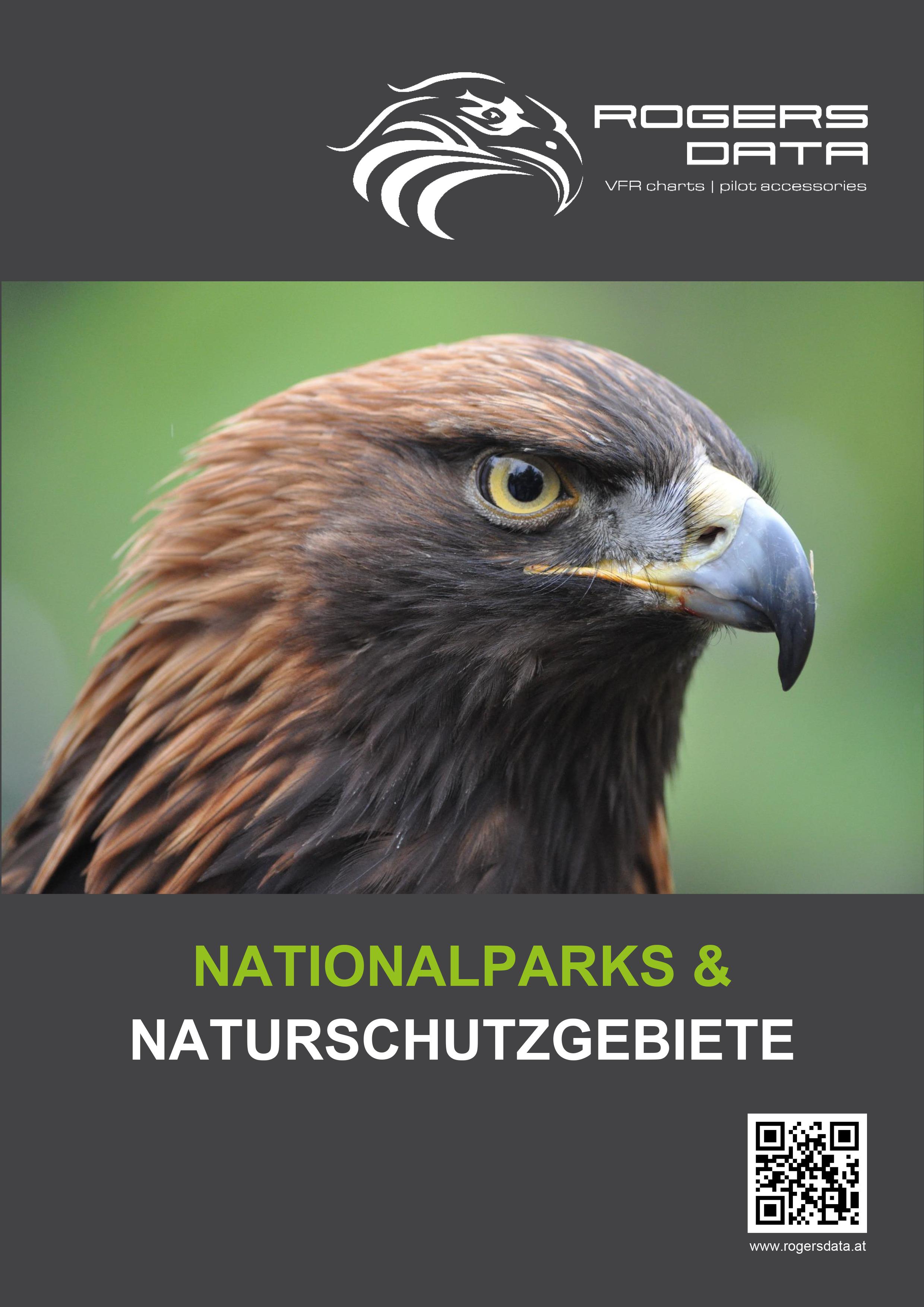Naturschutzgebiete VFR Karten