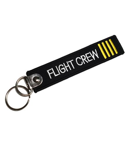 Rogers Data Schlüsselanhänger flight crew