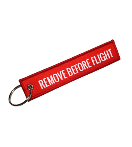 Rogers Data Keychain remove before flight