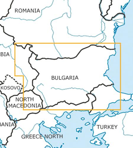 Bulgaria Chart Coverage Rogers Data 500k RGB
