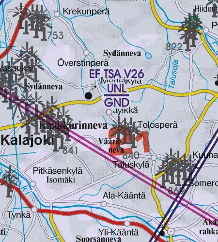 Finnland Besonderheiten Windfarm