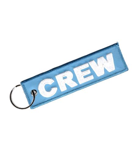 Rogers Data Schlüsselanhänger crew blue