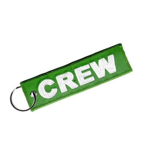 Rogers Data Schlüsselanhänger crew green