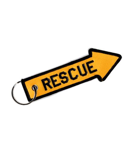 Rogers Data Schlüsselanhänger rescue