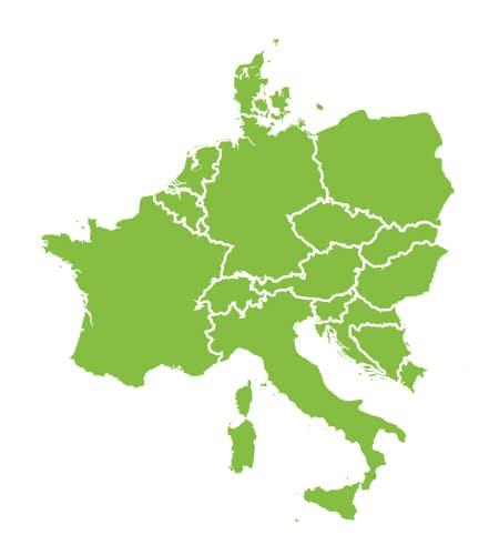 Central Europe VFR 500k Bundle Rogers Data 2