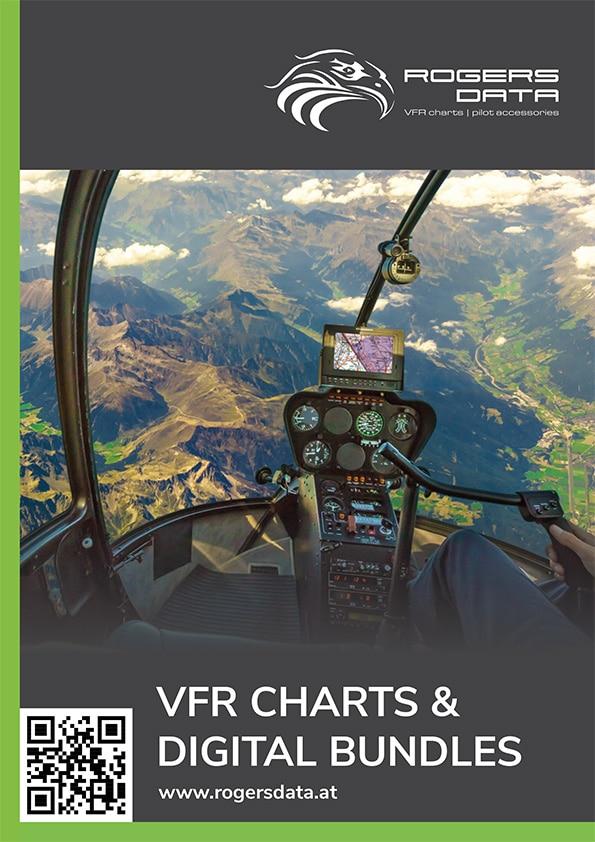 Rogers Data VFR Charts and Bundles