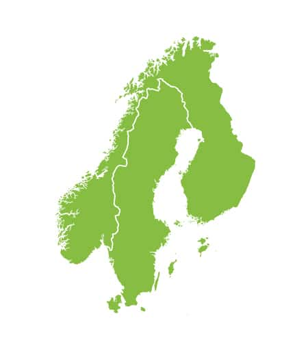 Scandinavia VFR 500k Bundle Rogers Data 2
