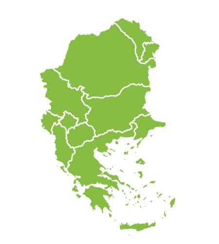 South East Europe VFR 500k Bundle Rogers Data 2
