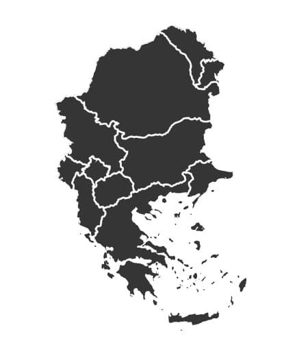 South East Europe VFR 500k Bundle Rogers Data